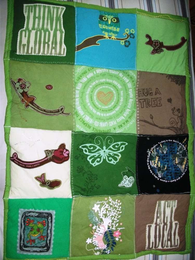 The T-shirt Rug (3/6)
