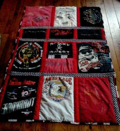 The T-shirt Rug (2/6)