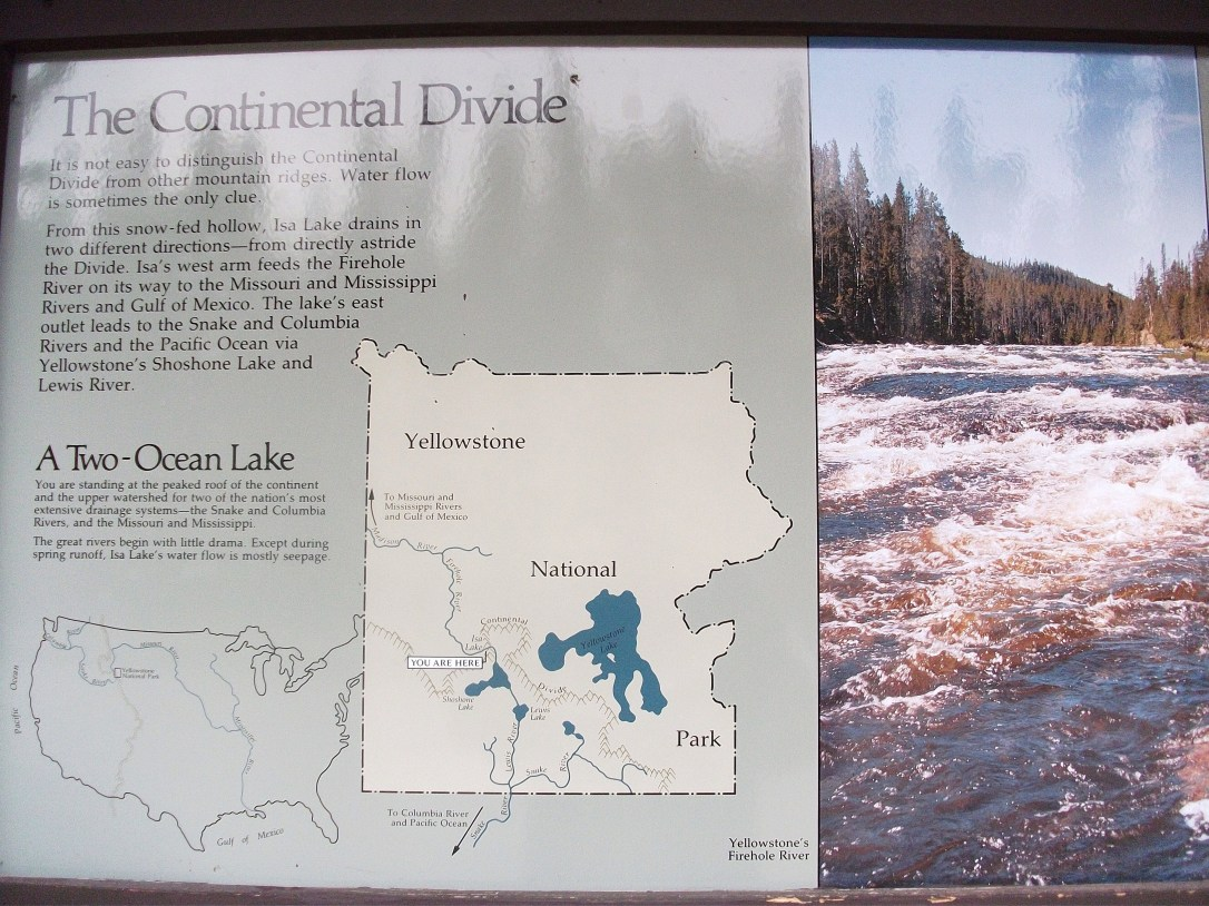 Continental Divide (3)