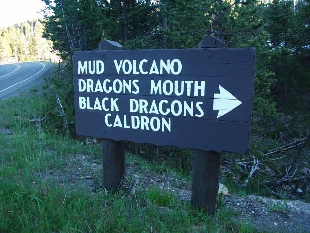 Mud Volcano, etc...