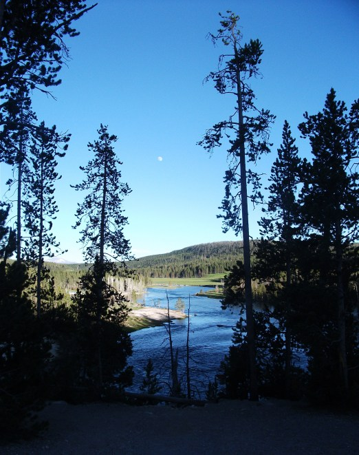 Yellowstone River.