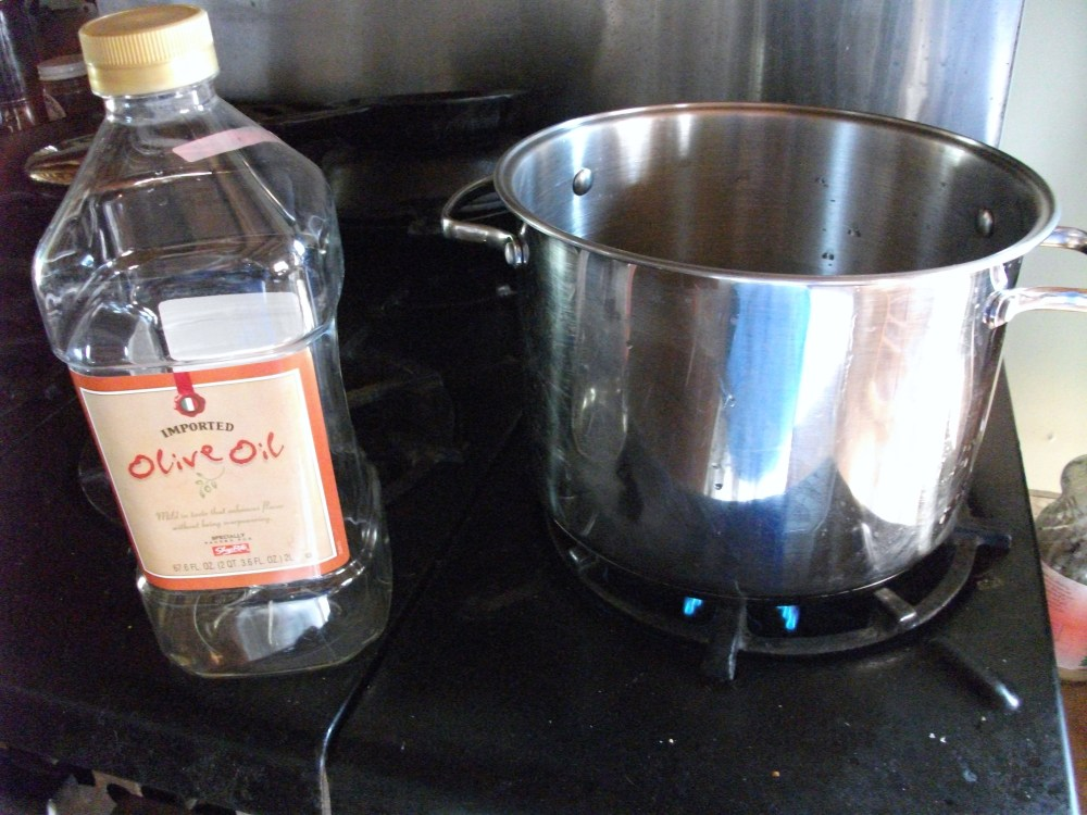 How to make herbal oil infusions & tinctures (4/6)