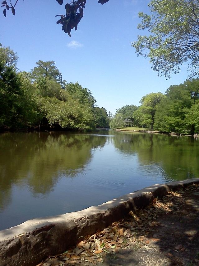 Audubon Park, New Orleans