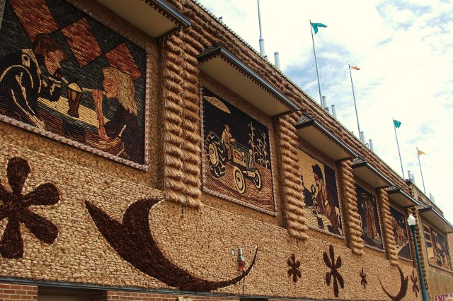Corn Palace, Mitchell, South Dakota